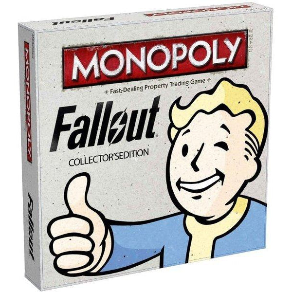 Fallout Monopoly-Boardgames-Bens Toy Chest Ltd