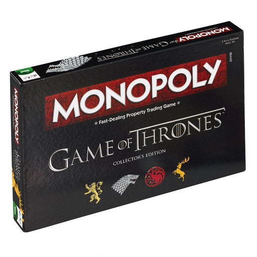 Monopoly Game Of Thrones-Boardgames-Bens Toy Chest Ltd