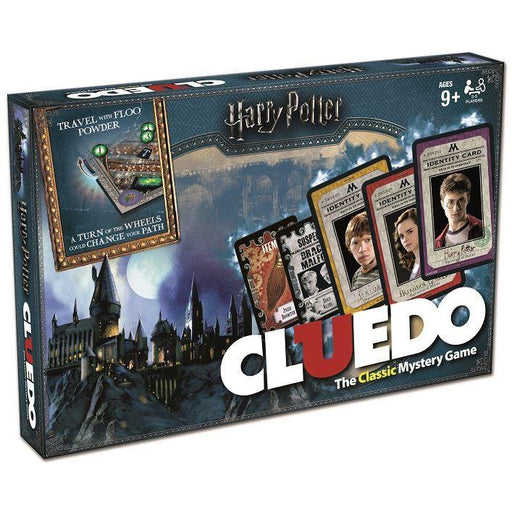 CLUEDO Harry Potter-Boardgames-Bens Toy Chest Ltd