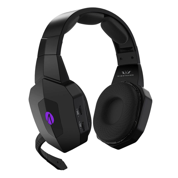 STEALTH XP-Nighthawk Wireless Gaming Headset (Multi-Format)-Headsets-Bens Toy Chest Ltd
