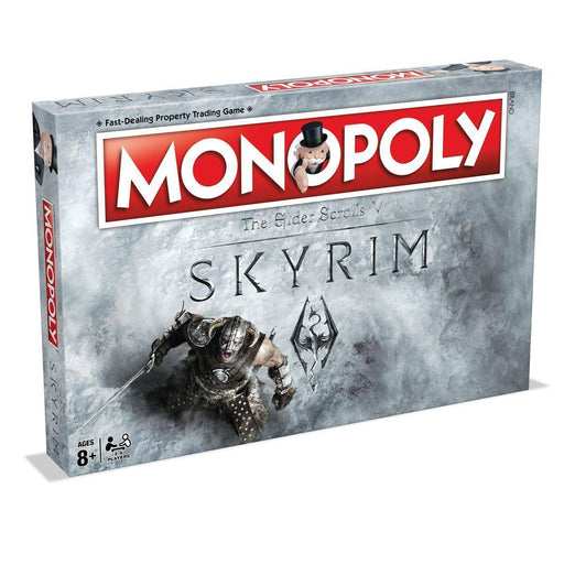 Skyrim Monopoly-Boardgames-Bens Toy Chest Ltd