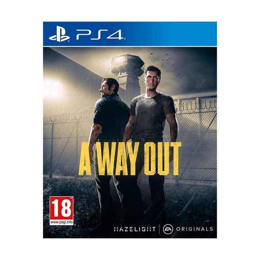 A Way Out-Bens Toy Chest Ltd