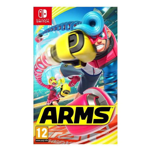 Arms-games-Bens Toy Chest Ltd