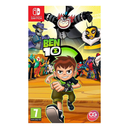 Ben 10-games-Bens Toy Chest Ltd