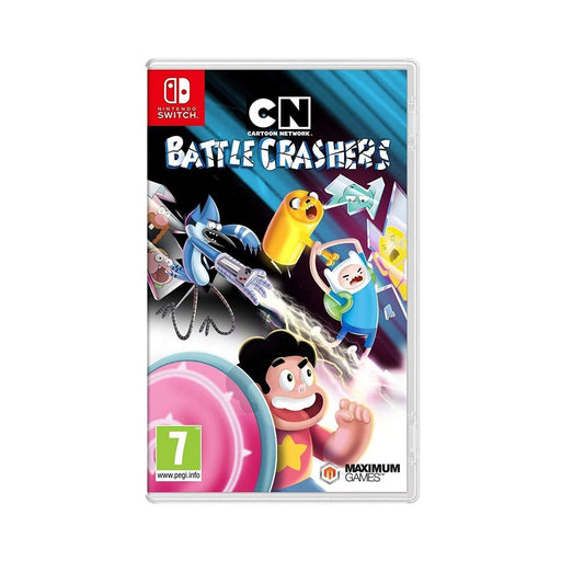 Cartoon Network Battle Crasher-games-Bens Toy Chest Ltd