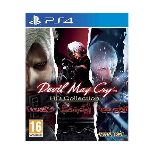 Devil May Cry HD Collection-Bens Toy Chest Ltd