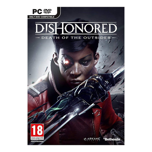Dishonored: Death of the Outsider-games-Bens Toy Chest Ltd