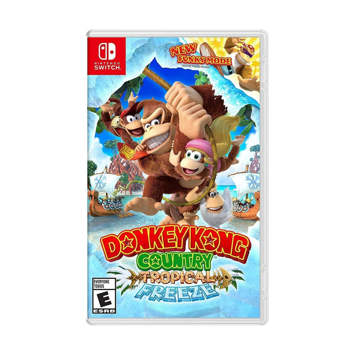 Donkey Kong Country: Tropical Freeze-Bens Toy Chest Ltd
