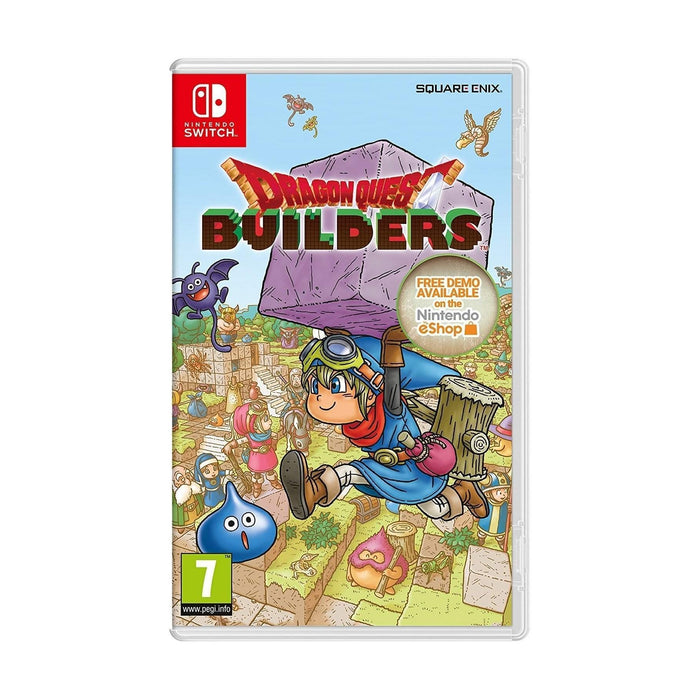 Dragon Quest Builders-games-Bens Toy Chest Ltd