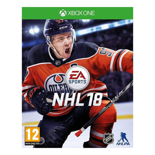 EA Sports NHL 18-Bens Toy Chest Ltd