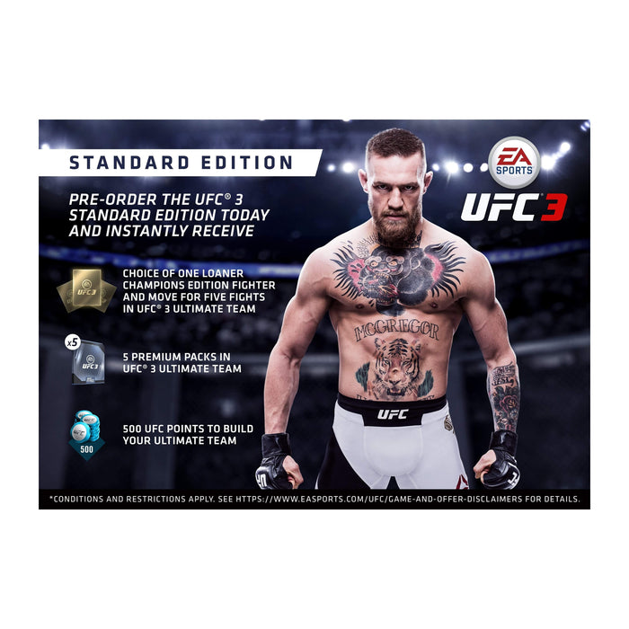 EA SPORTS™ UFC® 3-games-Bens Toy Chest Ltd