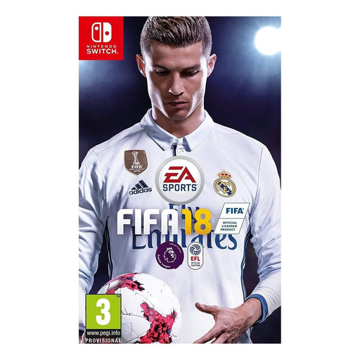FIFA 18-Bens Toy Chest Ltd