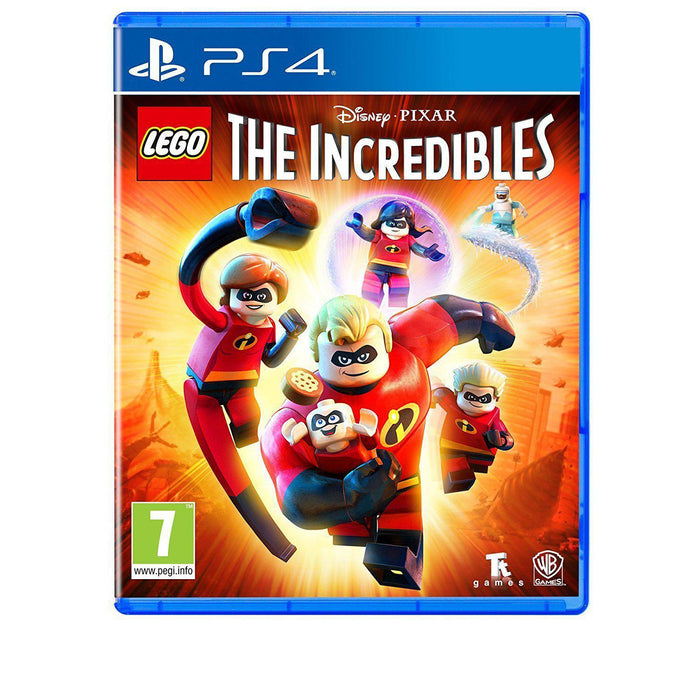 LEGO® The Incredibles-games-Bens Toy Chest Ltd