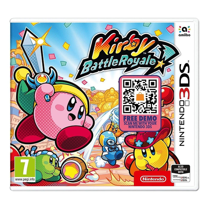 Kirby Battle Royale-games-Bens Toy Chest Ltd