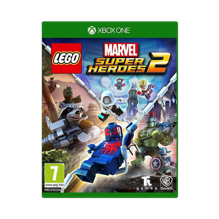 LEGO® Marvel Superheroes 2-Bens Toy Chest Ltd