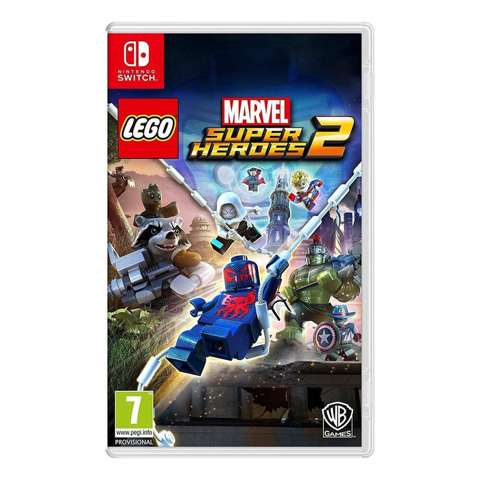 LEGO® Marvel Superheroes 2-games-Bens Toy Chest Ltd