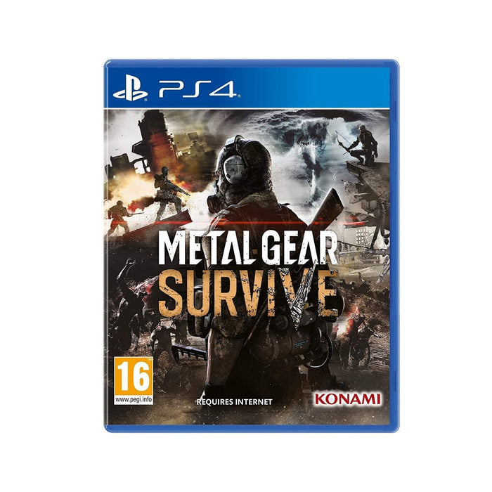 Metal Gear: Survive-games-Bens Toy Chest Ltd