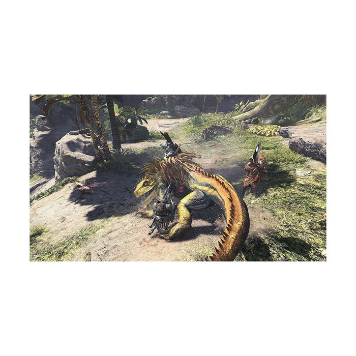 Monster Hunter World-games-Bens Toy Chest Ltd
