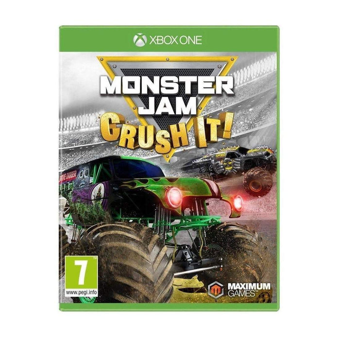 Monster Jam Crush It-games-Bens Toy Chest Ltd