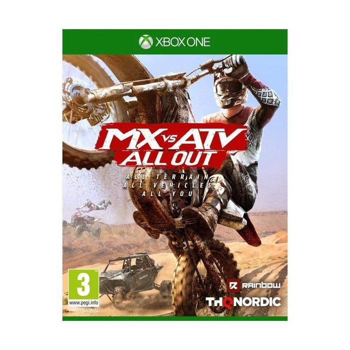 MX vs ATV All Out-Bens Toy Chest Ltd