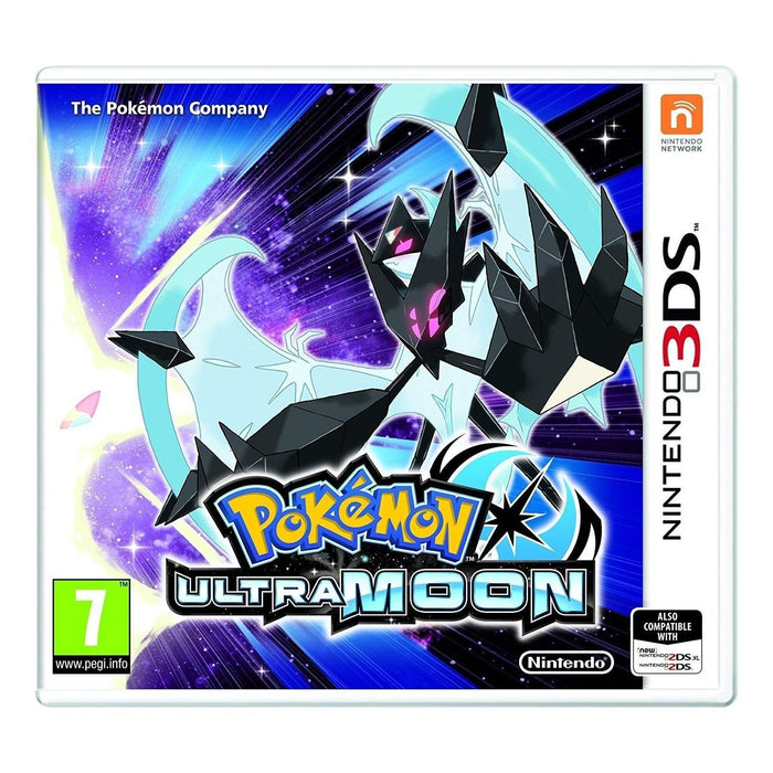 Pokemon Ultra Sun/Moon-games-Bens Toy Chest Ltd