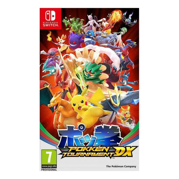 Pokken Tournament DX-Bens Toy Chest Ltd