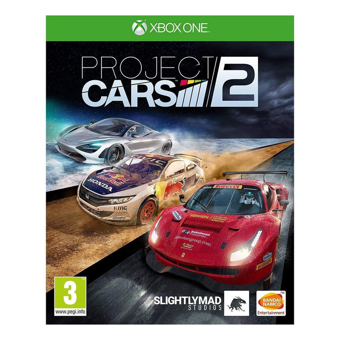 Project CARS 2-games-Bens Toy Chest Ltd