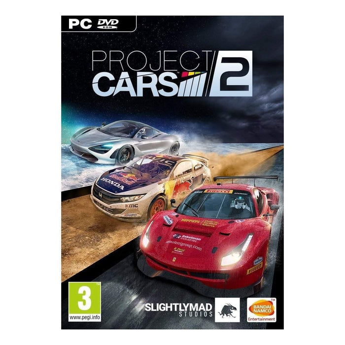 Project CARS 2-Bens Toy Chest Ltd