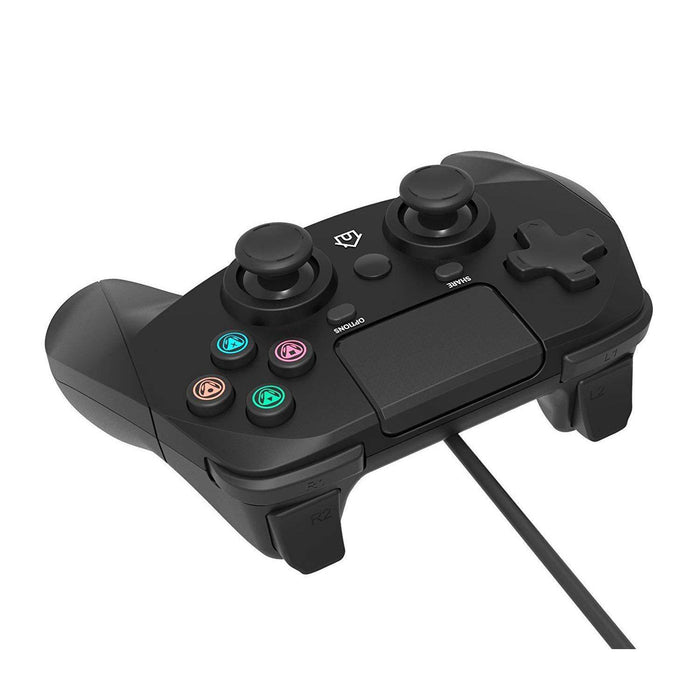 PS4 Controller Snakebyte Black-Controller-Bens Toy Chest Ltd