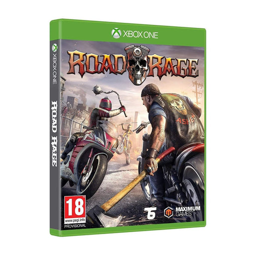 Road Rage-Bens Toy Chest Ltd