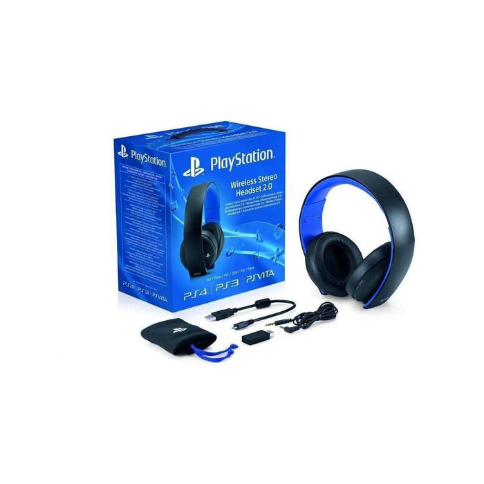 Sony PlayStation Wireless Stereo Headset-games-Bens Toy Chest Ltd