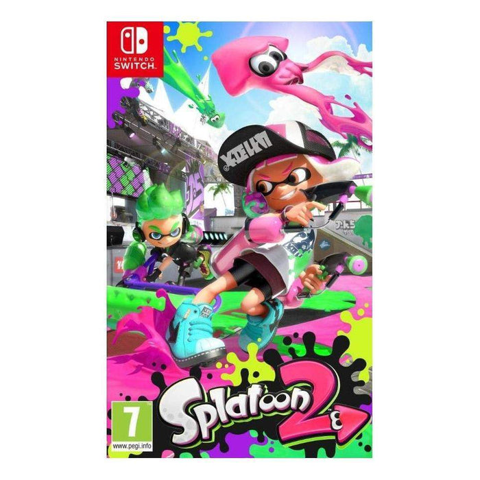 Splatoon 2-Bens Toy Chest Ltd