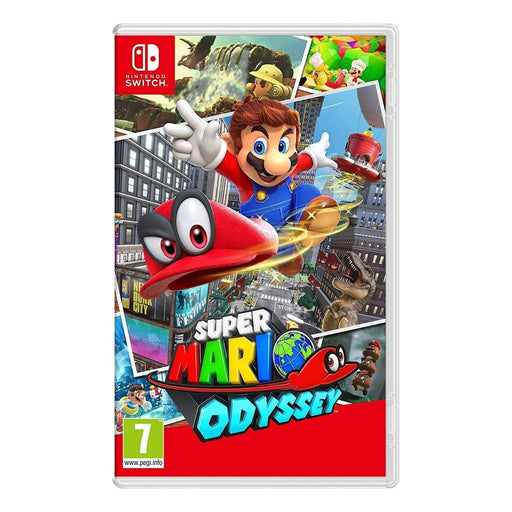 Super Mario Odyssey-Bens Toy Chest Ltd