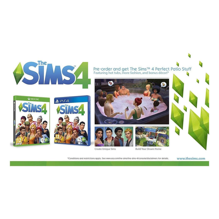 The Sims™ 4-games-Bens Toy Chest Ltd