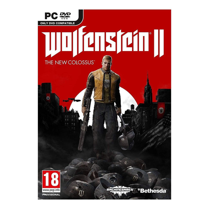 Wolfenstein II: The New Colossus-games-Bens Toy Chest Ltd