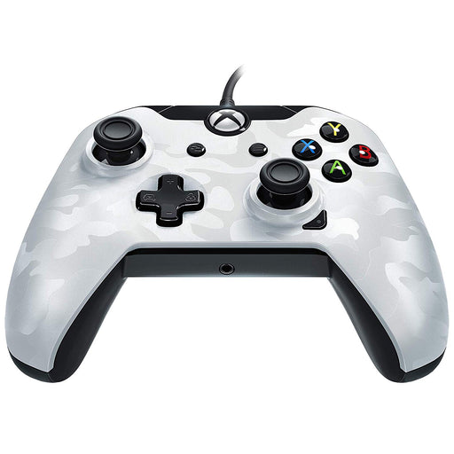 Xbox One Wired Controller White Camo-Controller-Bens Toy Chest Ltd