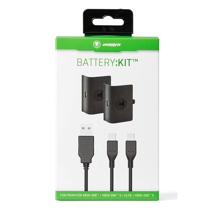 Xbox One Battery Kit-Charger-Bens Toy Chest Ltd