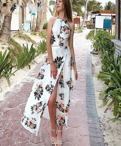 Bella Maxi Dress is an elegant Maxi dress for summer season.