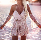 Julie | Boho Playsuit