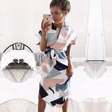 Bali Dress | Block Color Dress