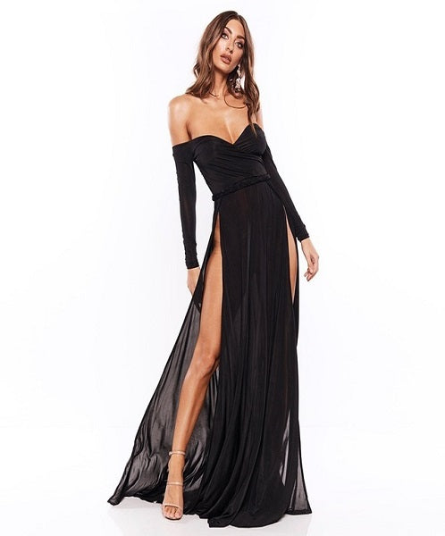 Joy Long Gown is a perfect gown for parties and other special occasions.
