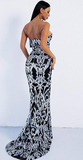 Lina Sequin Dress | Body Con