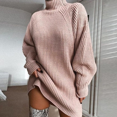 Kia Sweater Dress