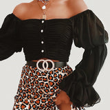 Fara Off Shoulder Tops