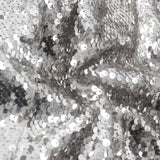 Sari Sequin Dress | Body Con Mini