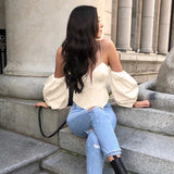Kelly Bubble Sleeve Top