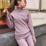 Joyce Turtleneck  |   Pure Knit Sweater