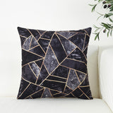 Bridgette | Diamond Geometric Velvet Cushion Cover