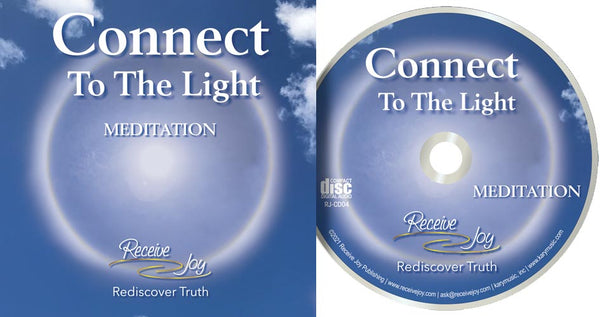 Connect To The Light Meditation (Audio CD)