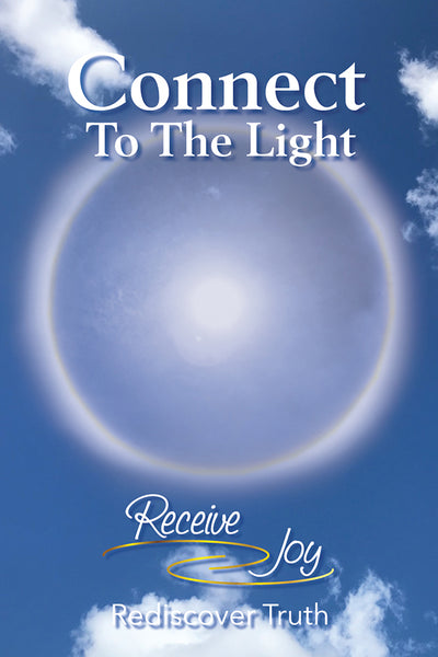 Connect To The Light (softcover book)